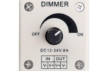диммер для светодиодной ленты