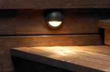 Светильники для ступеней