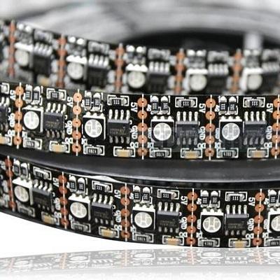 SPI контроллер и SPI RGB лента