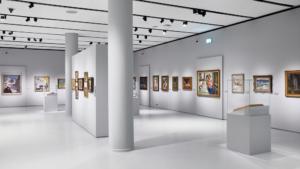 Освещение для музеев