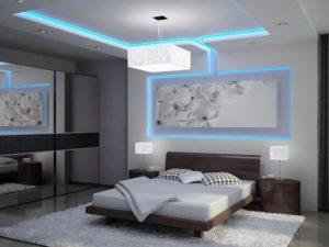 Светодиодная лента в квартире