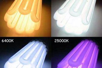 Измерение цветовой температуры