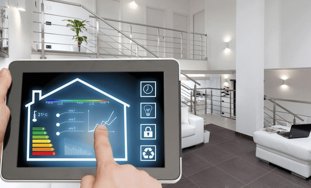 Система освещения умный дом