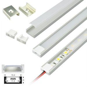 Как приклеить светодиодную ленту