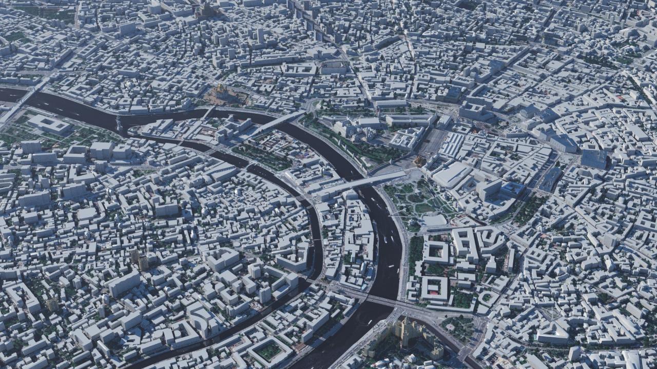 3D Москва скачать
