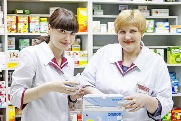 Норма освещенности в аптеке